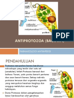 10. antiprotozoa