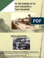 Derecho Del Trabajo en La Época Industrial