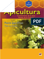 Apicultura Conocimiento de La Abeja Manejo de La Colmena (Pierre Jean-Prost, Mundi-Prensa 2007)