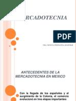 Antecedentes de La Mercadotecnia en Mexico