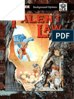 Rolemaster SS - Talent Law.pdf