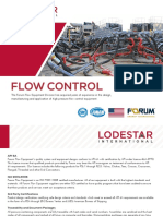 Flow Control Brochure