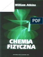 Peter Atkins - Chemia Fizyczna