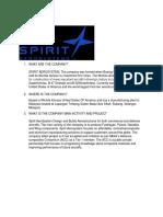Spirit Aerosystem