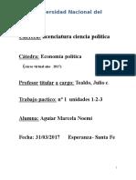 Tp Economia Politica