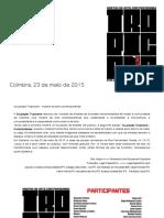 Ocupação Tropicana - Multiplicidades (2015)