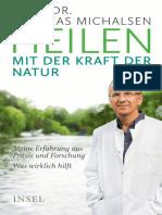 Heilen Mit Der Kraft Der Natur - Prof. Dr. Andreas Michalsen - Leseprobe