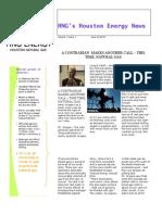 Newletter 1 June 2010