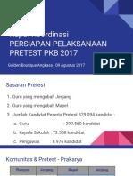 Pretest PKB - 2017