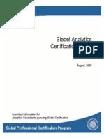 Analytics Cert Guide