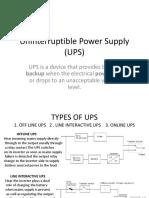 UPS PPT 2