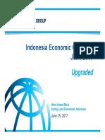 Wb on Indonesia Economic Quaterly (15 Jun 2017)