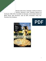 Análise Do Filme a Excêntrica Família de Antônia