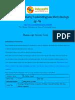 SciencePG IJMB Review Form-396
