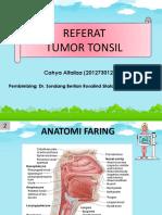 Referat Tumor Tonsill