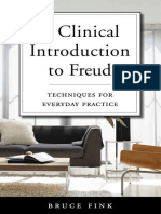 (Psychoanalysis) Bruce Fink-A Clinical Introduction to Freud_ Techniques for Everyday Practice-W. W. Norton & Company (2017)