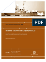 Maritime Security in the Mediterranean