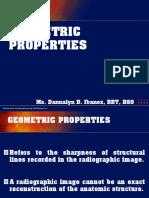 Geometric Properties 2014