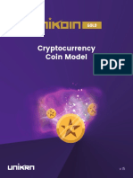 Cryptocurrency Coin Model