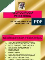 NEUROCIRUGIA PEDIATRICA