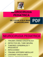 NEUROCIRUGIA PEDIATRICA