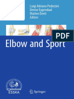 Elbow and Sport 1st Ed (BUKU)