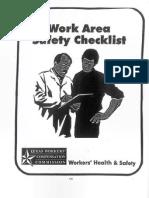 Work Area Safety
