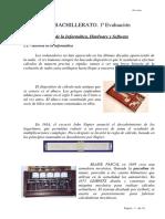 TIC 1º BACH TEMA 1 Historia de la informática, Hardware y Software.pdf