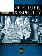 Chronicle System - Out of Strife, Prosperity