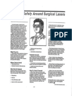 Surgical Laser Safety