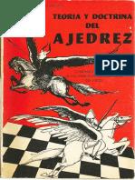 Teoría y Doctrina del Ajedrerz - Miguel G. Calderón.pdf