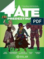 FATE Predestinados Vol 1 (144p).pdf