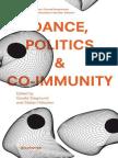 Dance, Politics and Community