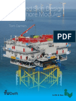 Stressed Skin Design in Offshore Modules