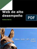 Web Alto Performance