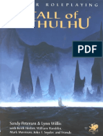 Call Of Cthulhu 7th Edition Pdf