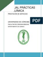 Manual Prácticas Bioquímica