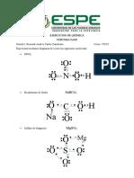 Estructura de Lewis 1-1