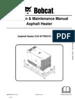 Asphalt Heater 6990458 EnUS Om 03-15