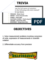 Measurement Handout