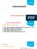 Aire Acondicionado - Cargas Termicas 2017