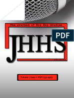 JHHS Volume 1