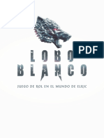 LOBO BLANCO Básico Reglas Playtest
