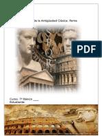 Guía de Aprendizaje Roma