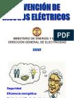 SEGURIDAD RIESGOS ELECTRICOS.ppsx
