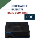 Manual Decodificador Kaon DTH Para El Instalador_07022017