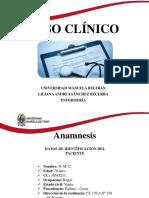 Caso Clínico Colelitiasis