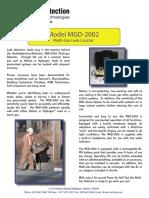 MGD 2002 Locator