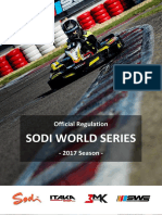 ENG SWS Official Regulation Sodi World Series 2017