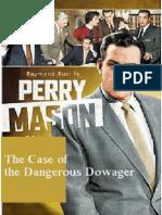 Case of the Dangerous Dowager - Erle Stanley Gardner